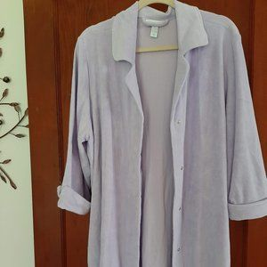 Charter Club Intimate XXL Lavender Robe